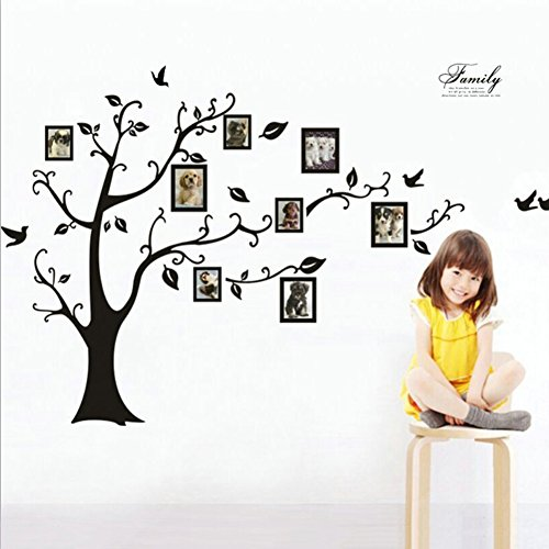 Wall Sticker Easy Peel & Stick Wall Decals Wall Murals for Nursery Kids Room Decoration (And Murals Peel Stick)
