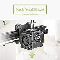 2018 última tevo Michelangelo 3d impresora Impr esora 3d montado ...