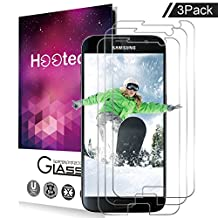 CBoner Samsung Galaxy S7 Screen Protector, Tempered Glass 3D Touch Compatible,9H Hardness,Bubble -3 Pack-