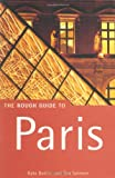 img - for The Rough Guide to Paris book / textbook / text book