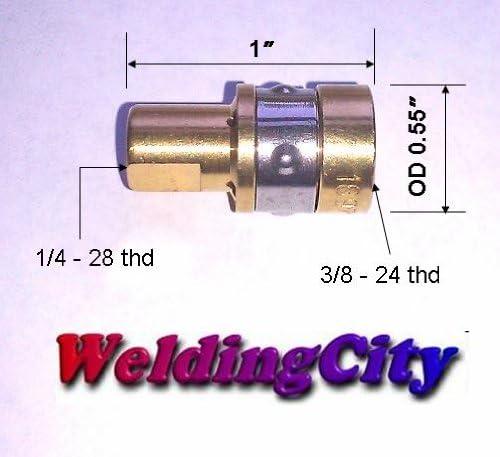 Miller 277135 Gas Diffuser 10-A MIG Gun Welding Equipment NOS Replacement Part