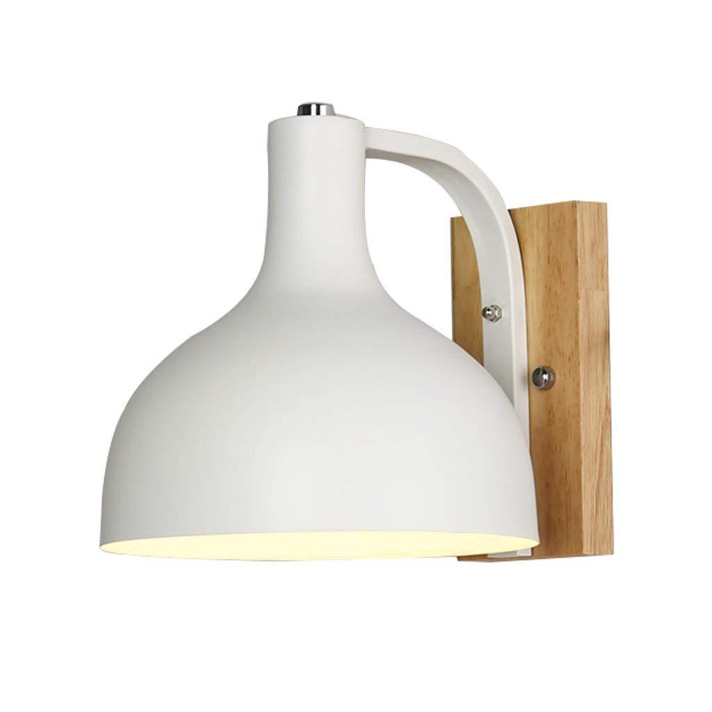 EMILF Home Vintage Industrial Wandleuchte Log Iron Wandleuchte Nachttischlampe Balkon Gang Wandleuchte Wandleuchte