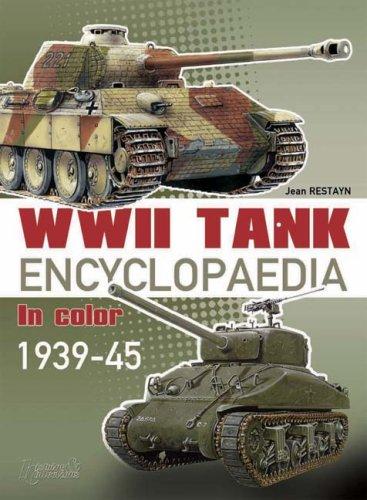 WWII Tank Encyclopaedia, 1939-45