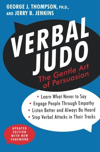 Verbal Judo: The Gentle Art of Persuasion, Updated Edition cover