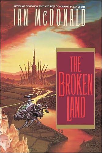 3641b1b6d96 The Broken Land  Ian McDonald  9780553370546  Amazon.com  Books