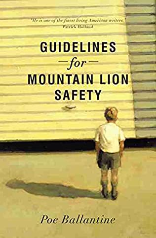 book cover of Guidelines for Mountain Lion Safety