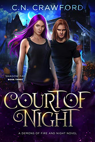 Court of Night (Shadow Fae Book 3)