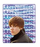"Justin Bieber Seaside Fleece Throw Blanket 50"" x 60"""