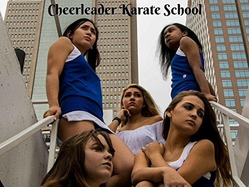 Cheerleader Karate School