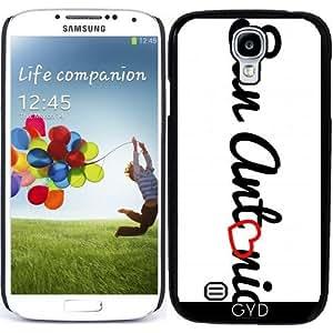 Funda para Samsung Galaxy S4 (GT-I9500/GT-I9505) - San Antonio by loki1982