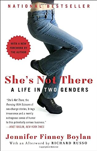 book cover of She\'s Not There