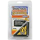 Camco 42203 RV Slide-Out Corner Guard (Black)