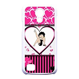 Cartoon stars Betty Boop for Samsung Galaxy S4 Mini i9190 Phone Case Cover 66TY433444