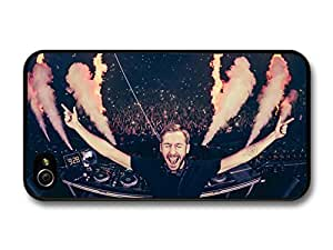 Accessories Calvin Harris Live Screaming with Smoke and Fire case For Ipod Touch 5 Case Cover