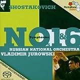 Shostakovich: Symphonies Nos. 1 & 6 [Hybrid SACD]