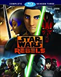 Star Wars Rebels: The Complete Season Three [Blu-ray] Image