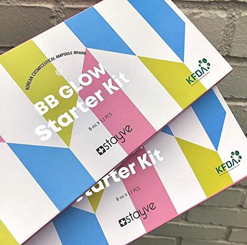 Amazon com: BB Glow Starter Kit Stayve BB Glow: Beauty