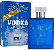 Eau de Toilette, Vodka Diamond, Paris Elysees, 100 ml