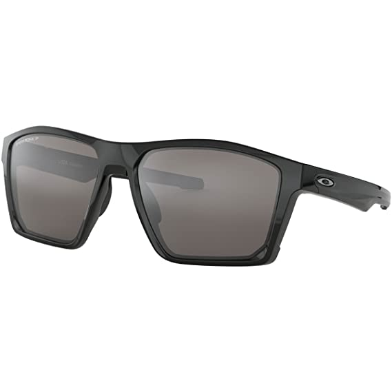 672ffd572582 Amazon.com: Oakley Men's Targetline Non-Polarized Iridium Square Sunglasses,  Areo Matte Black, 58.0 mm: Clothing