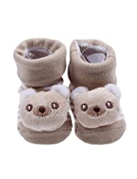 ACVIP Unisex Baby's Animal Shaped Thick Socks