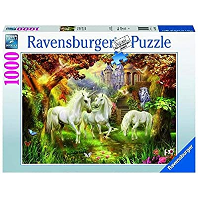 Ravensburger Erwachsenenpuzzle 15992 1000 Piece Puzzle: Toys & Games
