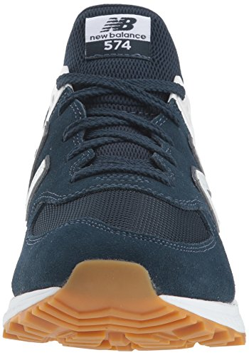 New Indigo Balance vintage white Baskets Homme Fcn 574s Bleu vzvBxwp