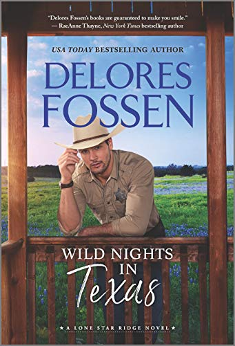 Book Cover: Wild Nights in Texas