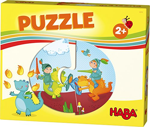 HABA-Lieblingsspiele - Puzzles Ritter und Prinzessin ()