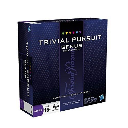 Games – Trivial Genus (Hasbro 16762105)