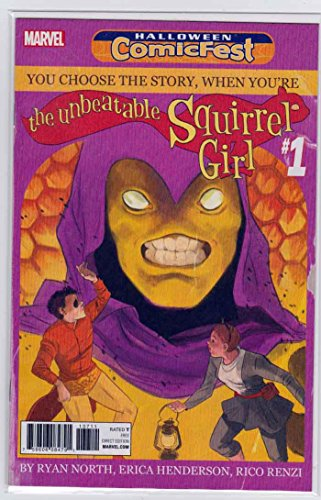 The Unbeatable Squirrel Girl Halloween ComicFest (2016) ()