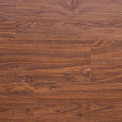 "UGen Floors V001 Orbis 4.2mm Click Lock Luxury Vinyl Flooring 36.9"" x 5.9"" 100% Waterproof 12 Vinyl planks per box"