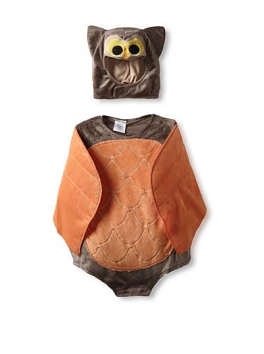 Just Pretend by Wyla Baby Owl Halloween Costume, Orange, 6-12 Months ()