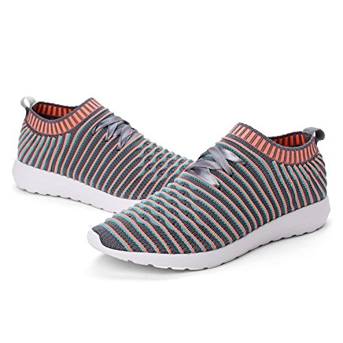 Shoes Shoes Casual Running Breathable Fashion Sports Sneakers Lightweight Coral Women's Walking WXQ 7fvqnCw47