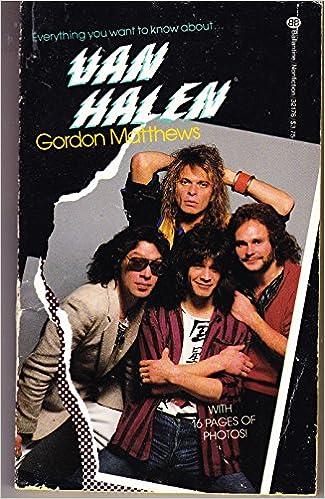207003451e7 Van Halen  Gordon Matthews  9780345321763  Amazon.com  Books