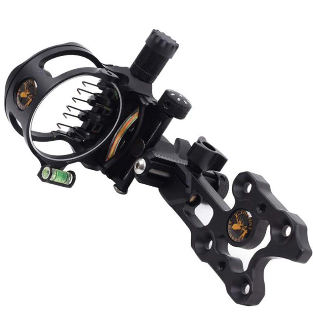 Amazon.com: Ace Hunter 7 Pins Compound Bow Sight 0.019 ...