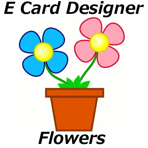 E Card Designer - Flowers]()