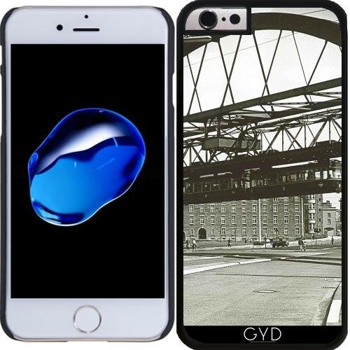 Coque pour Iphone 6 Plus (5,5'') - Wuppertal Millésime by Christine aka stine1
