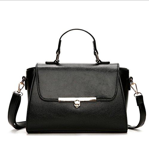 ZPFME Womens Shoulder Bags Elegante Otoño E Invierno Bolso Grande ZPFME Womens Shoulder Bags Bolso De Hombro Bolso De Señora Regalo C
