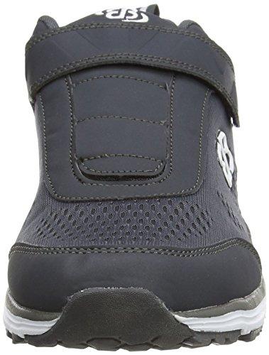 Bruetting Performance Fit V - zapatillas de running de material sintético hombre gris - Grau (grau/weiss)