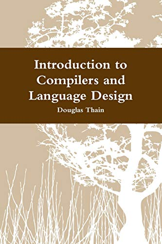 (Introduction to Compilers and Language Design )