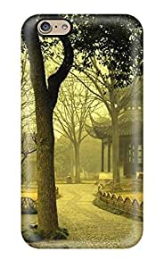 Awesome Japanese Scenery Flip Case With Fashion Design For Iphone 6