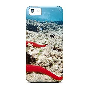 fenglinlinCute High Quality iphone 6 4.7 inch Red Starfish Underwater Life Images Cases