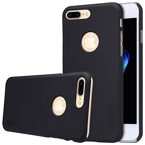 Nillkin Case for Apple iPhone 7 Plus Super Frosted Hard Back Cover Hard PC Black