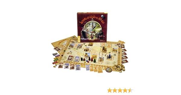 Devir - La Vuelta al Mundo en 80 Días, Juego de Mesa (BG80): Amazon.es: Juguetes y juegos