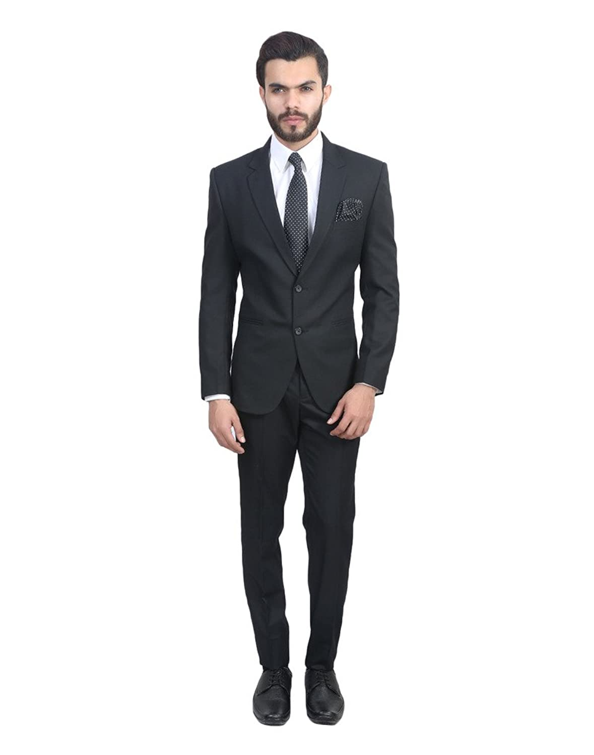 ManQ Slim Fit Formal/Party Men's Blazer - 7 Colors: Amazon.in ...