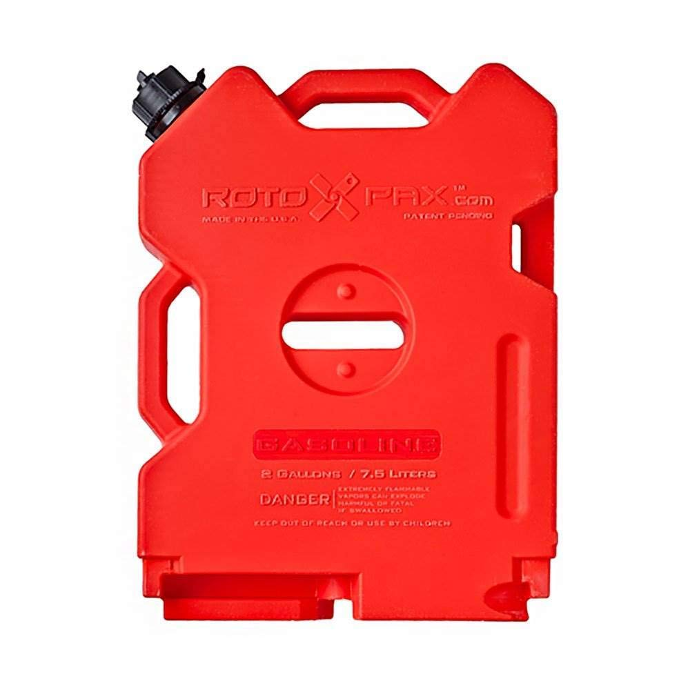 RotopaX RX-2G Gasoline Pack - 2 Gallon Capacity