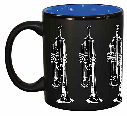 Lighted Mug (Music Treasures Co. Trumpet 11 oz. Mug)