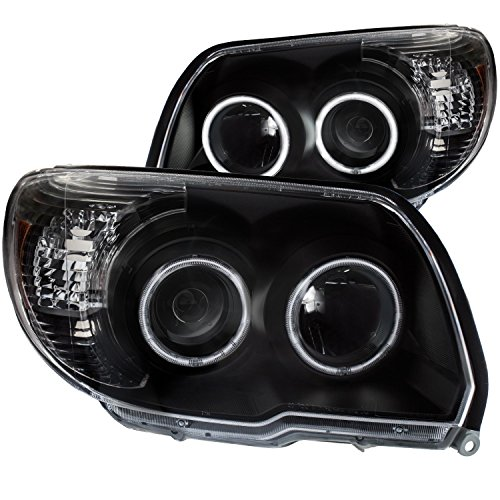 Anzo USA 111320 Projector Headlight Set w/ CCFL -