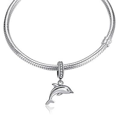 abalorio delfin pandora