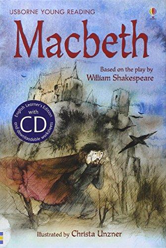 Macbeth (Usborne English Learners' Editions)